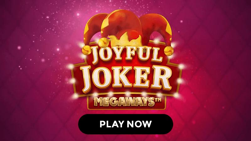 joyful joker slot signup