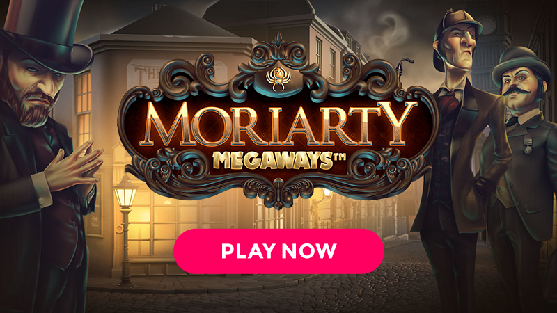 moriarty megaways slot signup