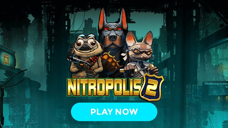 nitropolis 2 slot signup