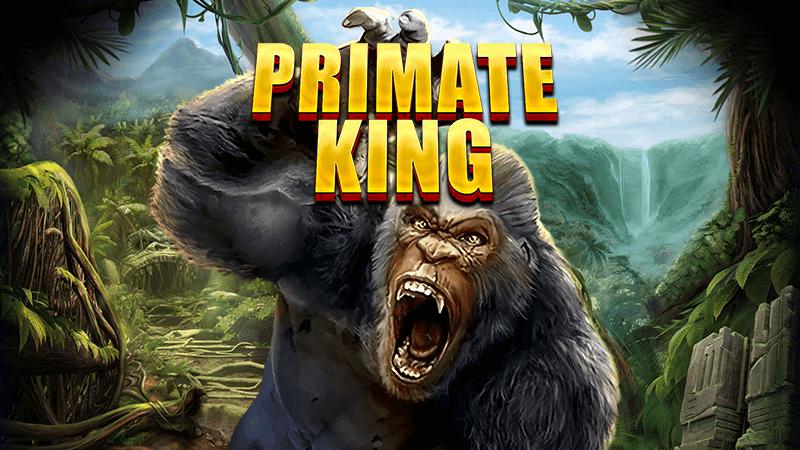 primate king slot logo