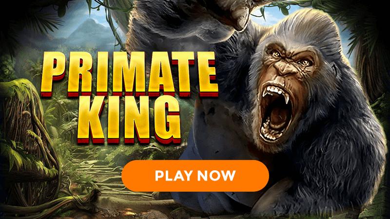 primate king slot signup