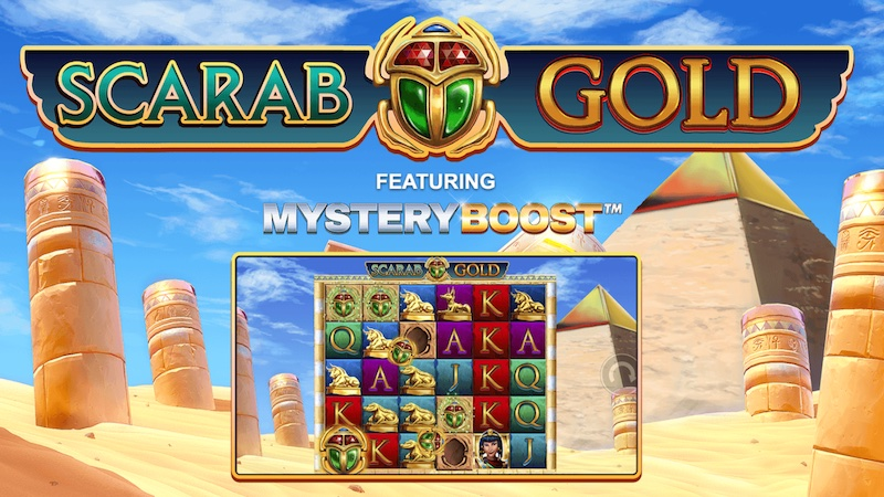 scarab gold slot rules