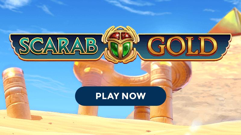 scarab gold slot signup