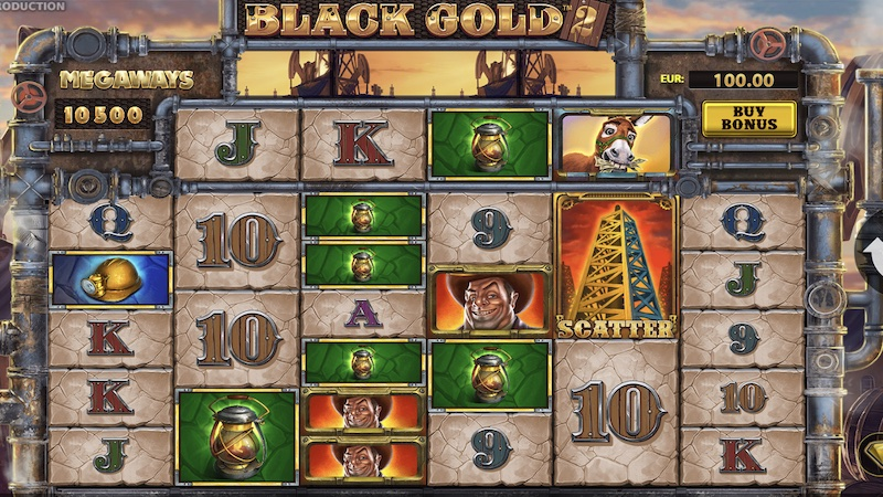 black gold 2 gameplay