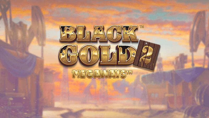 black gold 2 slot logo