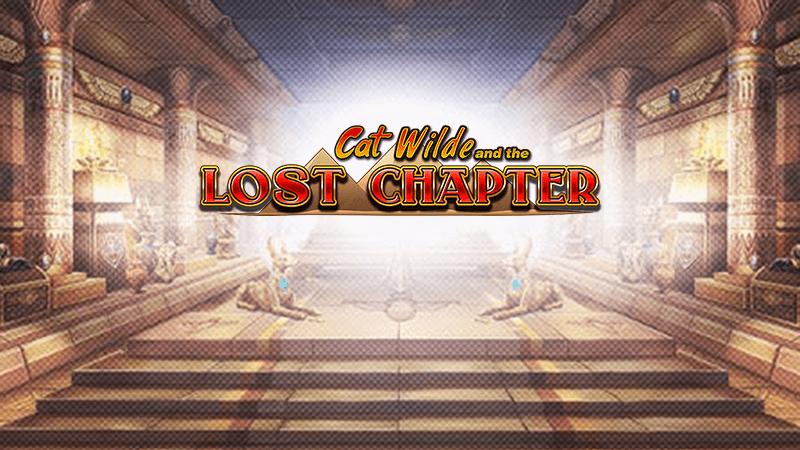 cat wilde slot logo