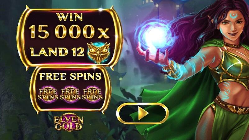 elven gold slot rules