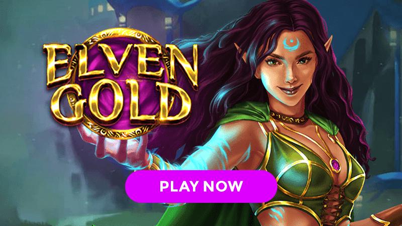 elven gold slot signup