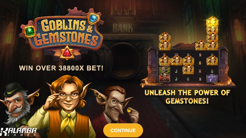 goblins and gemstones slot rules