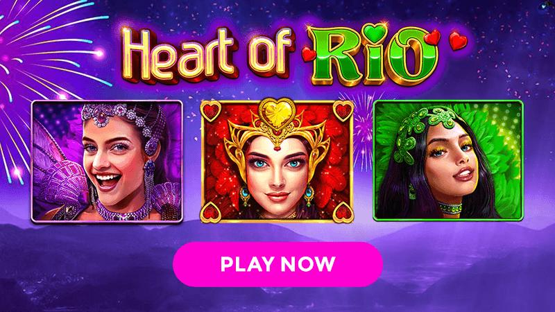 heart of rio slot signup