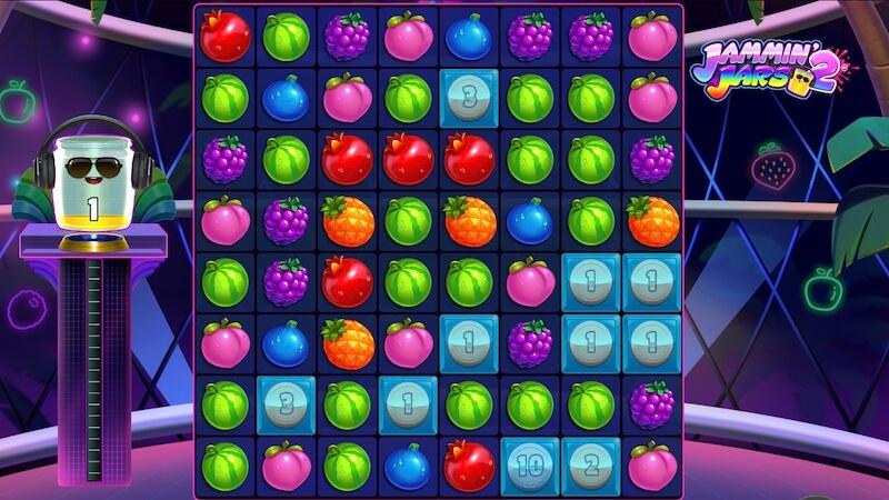 jammin jars 2 slot gameplay
