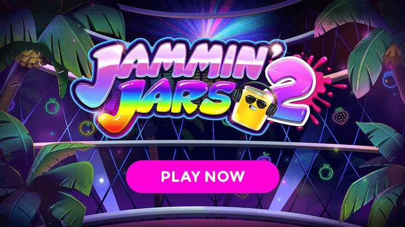 jammin jars 2 slot signup