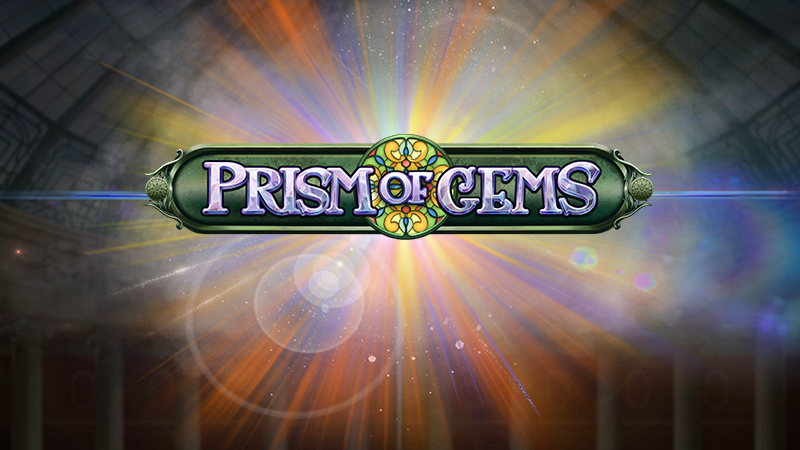 prism of gems slot logo