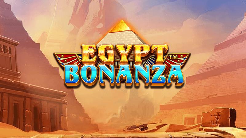 egypt bonanza slot logo