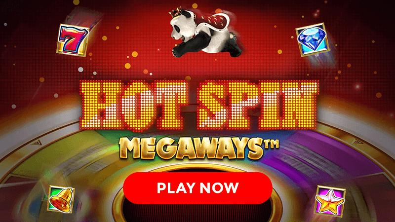hot spin megaways slot signup