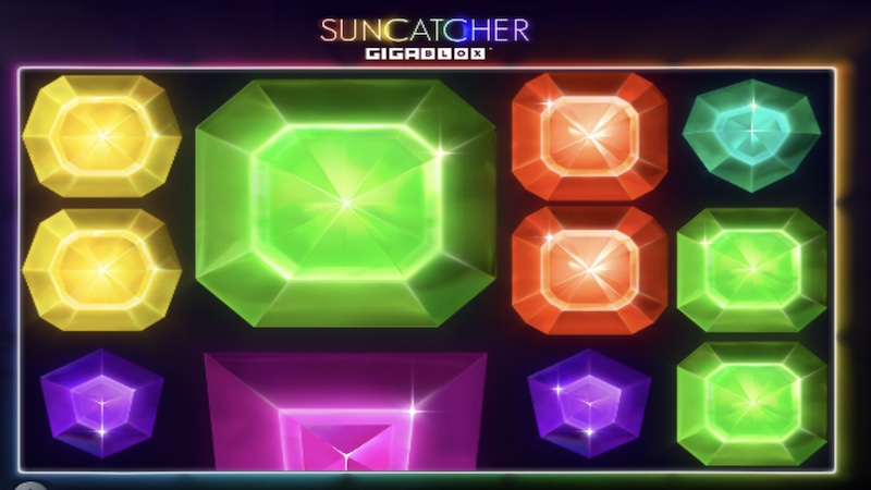 suncatcher slot gameplay