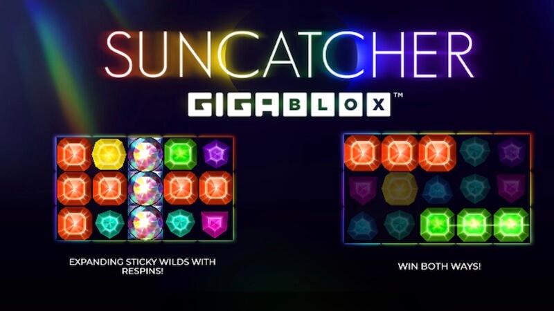 suncatcher slot rules