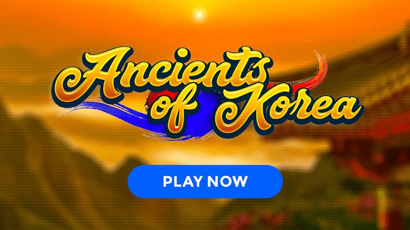 ancients of korea slot signup