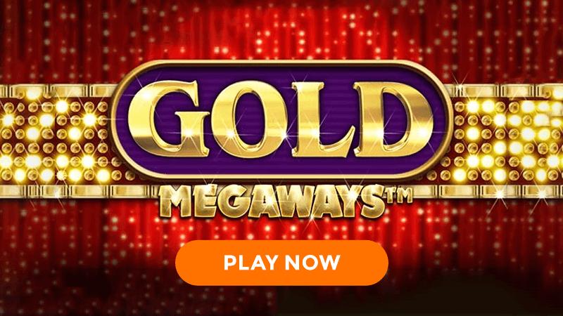 gold megaways slot signup