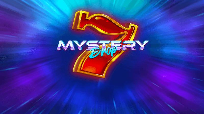 mystery drop slot logo