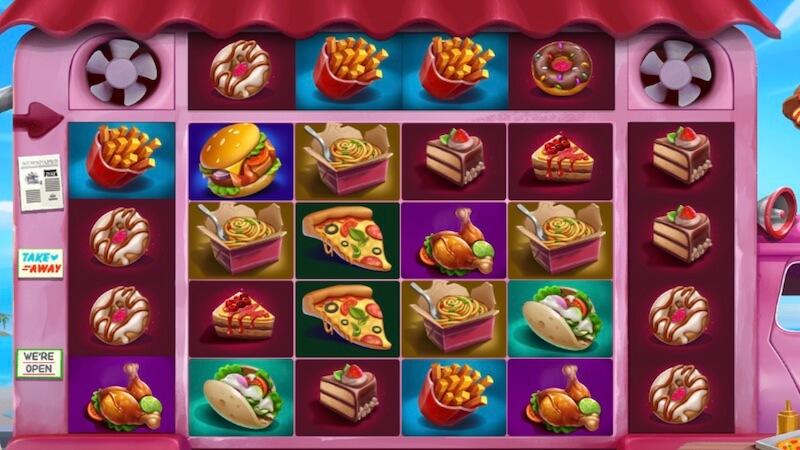 yum yum megaways slot gameplay