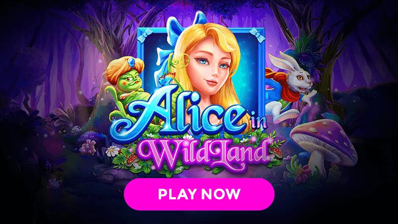 alice in wildland slot signup