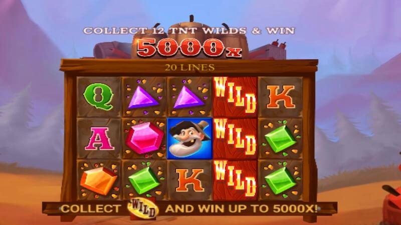 big boom riches slot gameplay