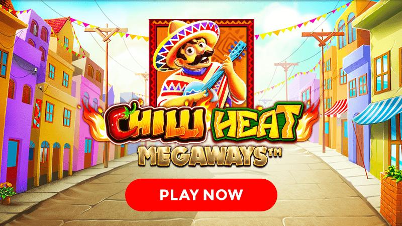 chilli heat megaways slot signup