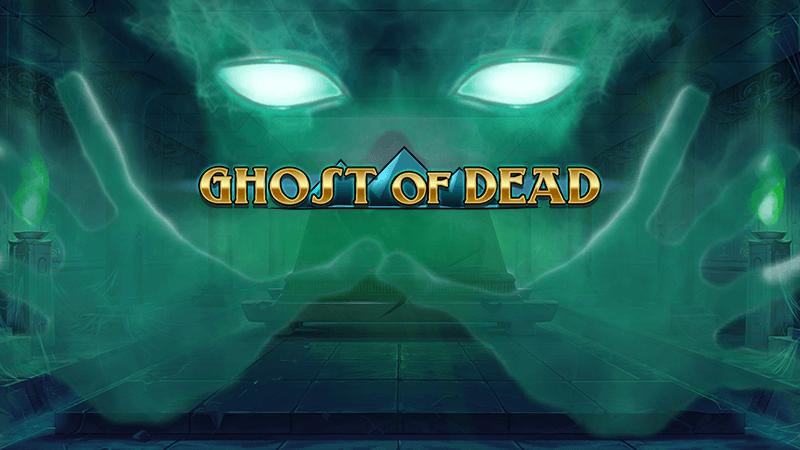 ghosts of dead slot logo
