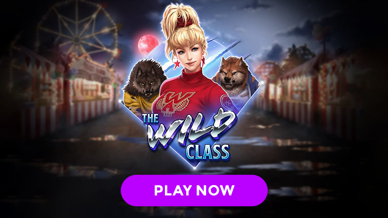 the wild class slot signup