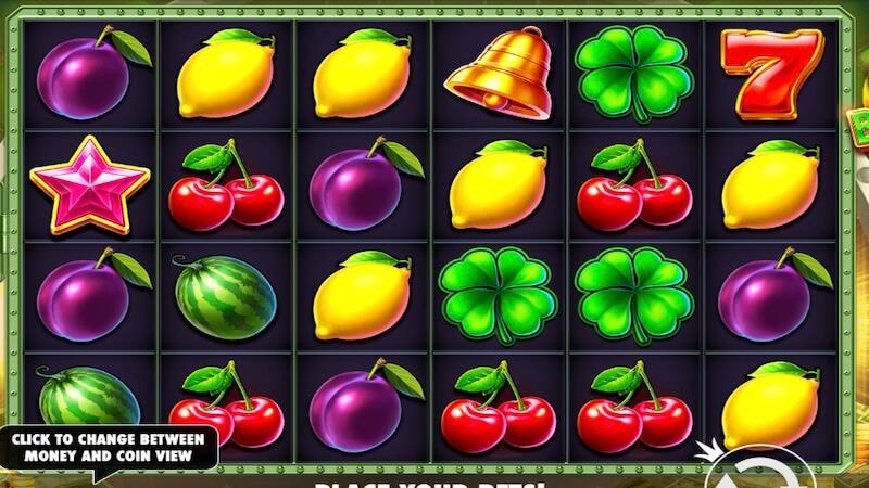 cash bonanza slot gameplay