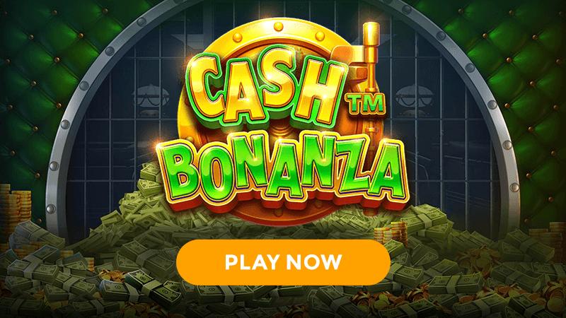 cash bonanza slot signup