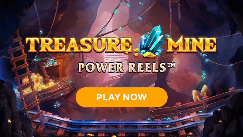 treasure mine slot signup