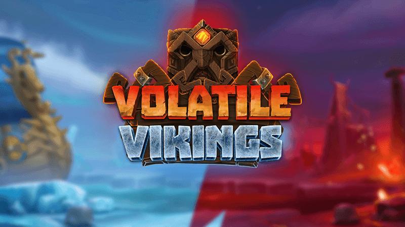 volatile vikings slot gameplay