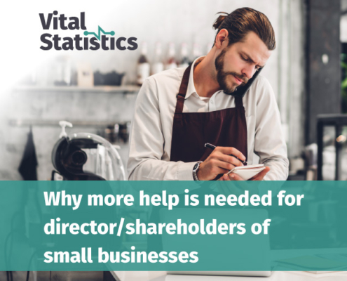 Why more help is needed for director - shareholders of small businesses