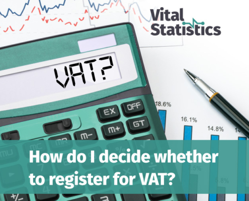 How do I decide whether to register for VAT - Thumbnail Image