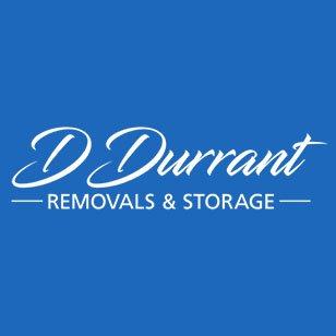 D Durrant Removals Logo