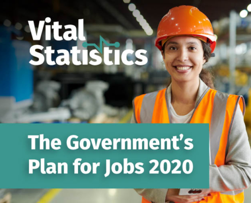 The Governments Plan for Jobs 2020