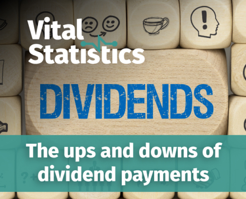 The Ups and Downs of Dividend Payments