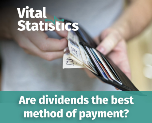Are dividends the best method of payment?