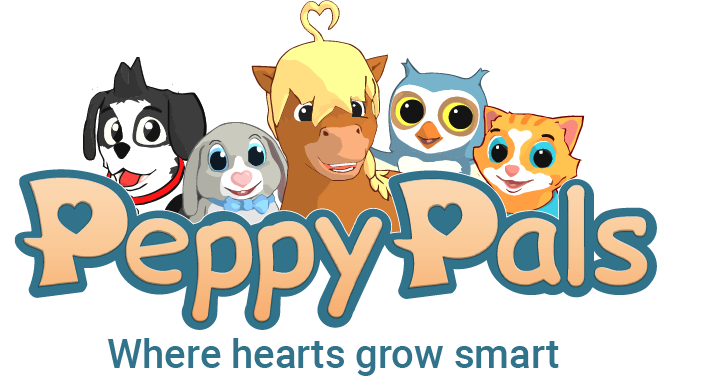 peppy pals logo