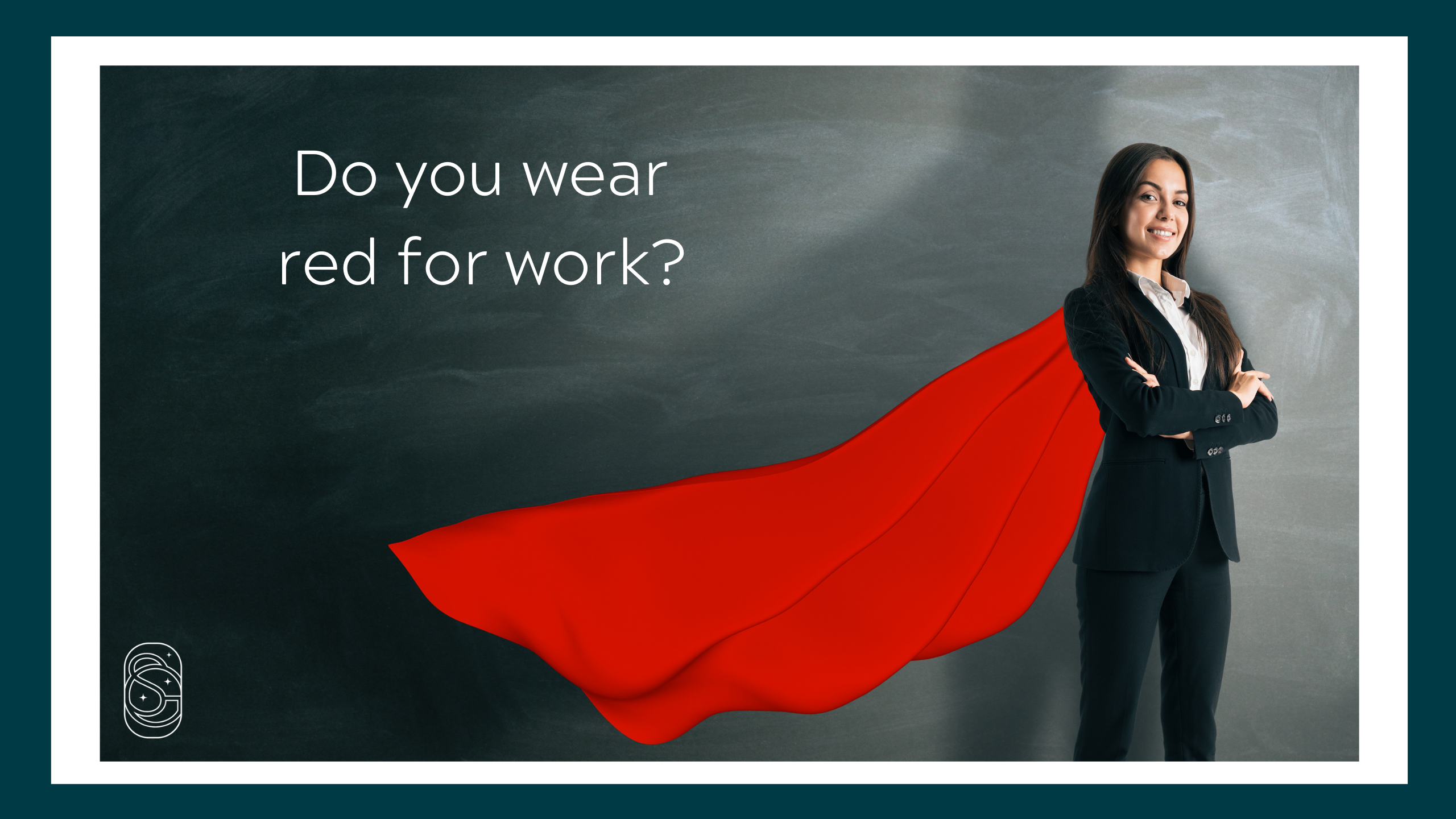 Should you wear red for work?