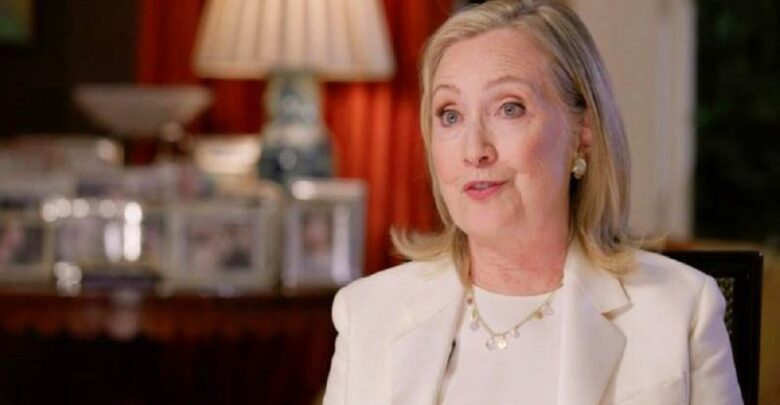 Hillary Clinton: Trump exercising 'partisan power' instead of honoring Ginsburg's wishes