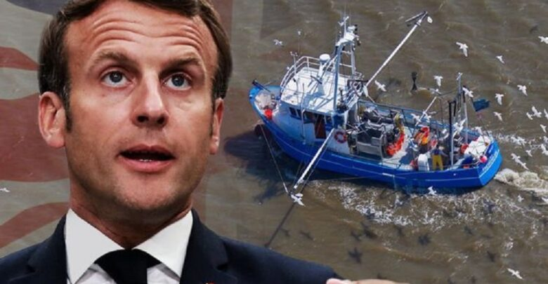 #Macron# French fisherman accept# new situation# Brexit