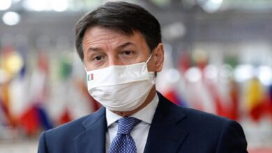 #Italian PM#Covid-19 rules #daily infections surge