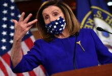 Pelosi criticizes fiercely Trump for declining to sign on to Democrats' plan