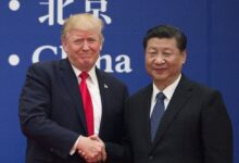 President Trump paid nearly $200,000 in taxes to China, report claims