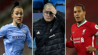 #Best_Fifa_Football_Awards_2020: #Liverpool quartet, #Lucy Bronze and #Marcelo Bielsa up for awards