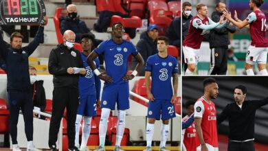 Substitutes rule can be returned for this season of Premier League