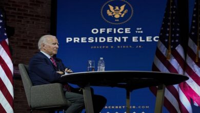 Biden bets on a diverse Cabinet to handle a diverse nation
